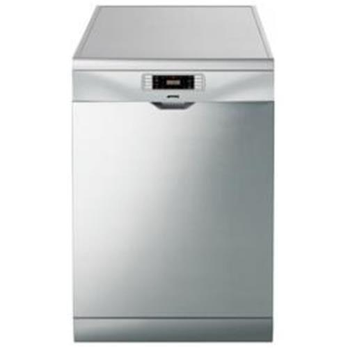 Smeg LSA6439AX2 Libera installazione 13coperti A+++ lavastoviglie