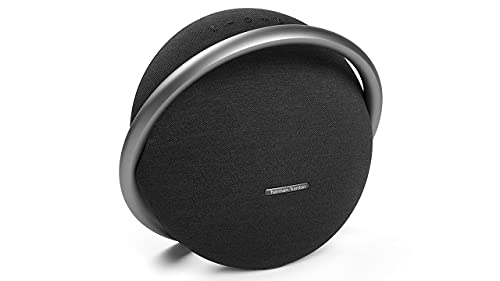 Harman Kardon Onyx Studio 7 Bluetooth Wireless Portable Speaker - 8 hours Music play time - Black