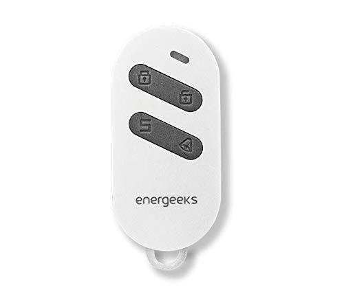 Mando a Distancia Compatible con el Sistema de Alarma WiFi/gsm Energeeks
