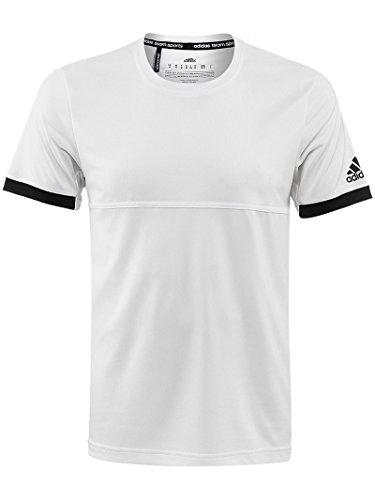 adidas Men's Team CC Crew White MD