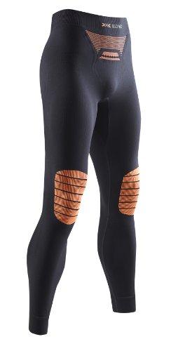 X-BIONIC Collant Long - Energizer - Homme Couleur Noir/Orange Taille XXL