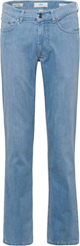 BRAX Herren Style Cooper Denim Masterpiece Straight Jeans, Fresh Blue Used (2020), 32W / 32L