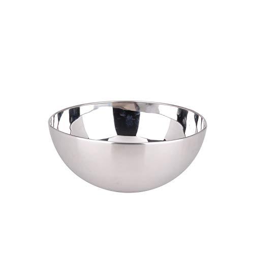 Saladier en inox Silver - Diam. 19 cm - Argent