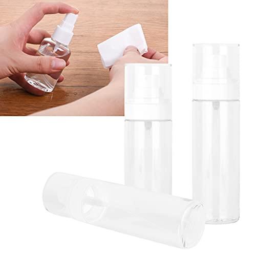 Recipiente de líquido, botella de spray liviana de tamaño de viaje para viajes Maquillaje para aceites esenciales Aromaterapia, aerosoles faciales, tónicos