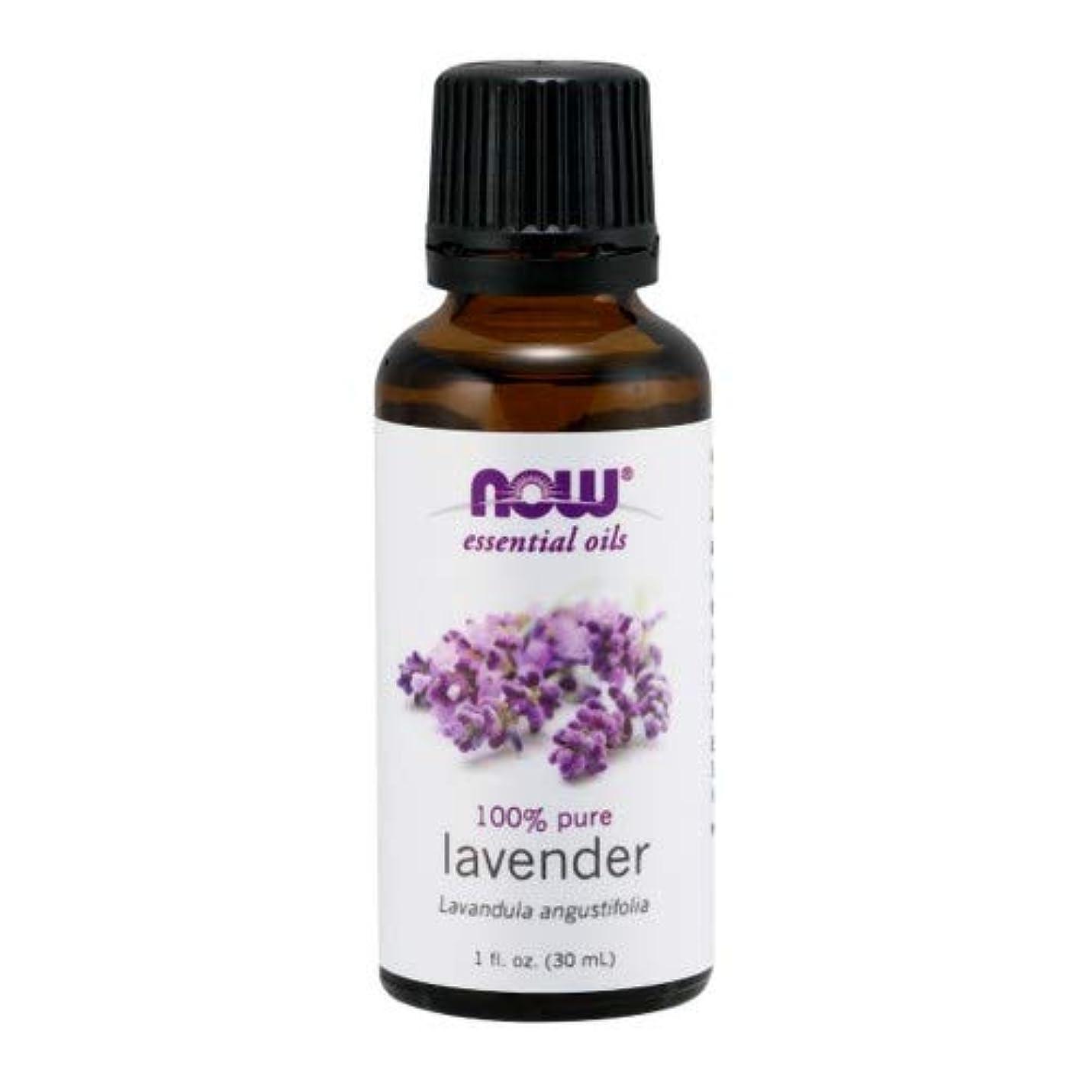 明日刺します時計エッセンシャルオイル ラベンダーオイル 30ml 2個セット ナウフーズ 並行輸入品 NOW Foods Essential Oils Lavender 1 oz Pack of 2