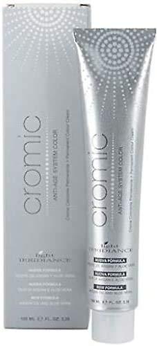 Light Irridiance Cromic 7.43 Rubio cobre dorado 100mL - Tinte crema colorante permanente para el cabello | Anti-age System Color | Aceite de Argán y Aloe Vera | Copper golden, rame dorati