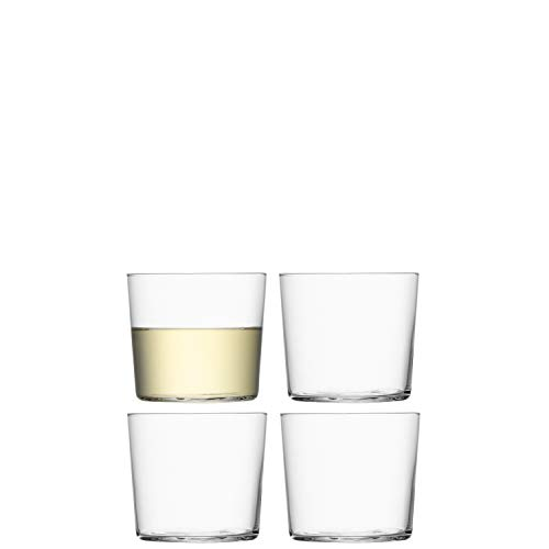 LSA International Gio Bicchiere, 310 milliliters, Vetro