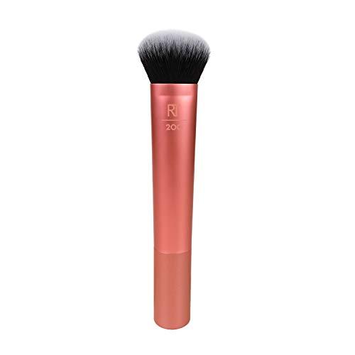 REAL TECHNIQUES Expert Face Brush Pinceau pour fond de teint (poudre/fluide) 60 g Rose