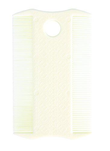Trixie 2402 Floh- und Staubkamm, beidseitig, 9 cm