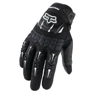 Fox Racing Dirtpaw Men s Off-Road/Dirt Bike Motorcycle Gloves - Color  Black Size  X-Large