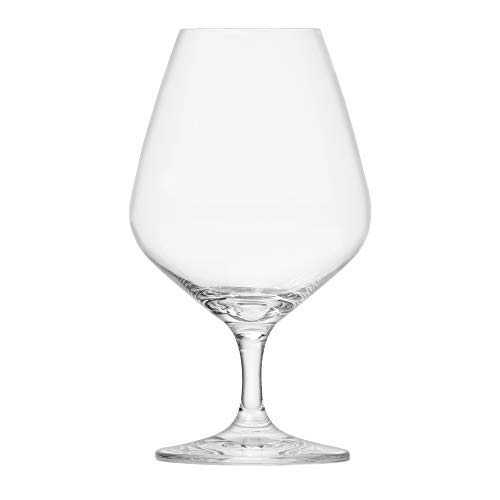 Schott Zwiesel Tritan Crystal Glass Cognac, 14.7-Ounce, Set of 6