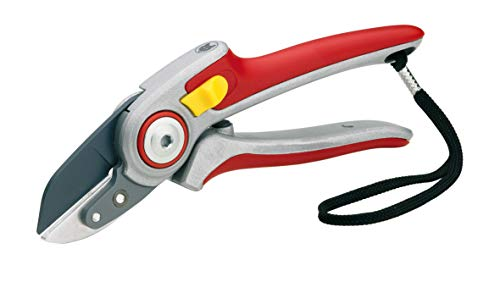 Check Out This Wolf-Garten RS5000 Professional Anvil Aluminium Secateurs, Red, 31.5x4.7x2.8 cm
