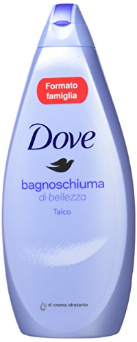 Dove, Gel de ducha con perfume de talco, 1 unidad