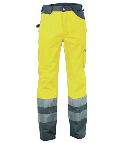 Cofra Warnschutz Bundhose Light V019-0-00, Größe 48, 40-00V01900-48