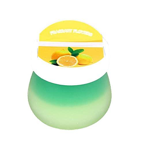 LUCKYYL Ambientador Coche Ambientador de Aire para Coche Desodorante del Vehículo de Olor Diferente para automóvil, bálsamo de Arco Iris sólido de decoración de Perfume de aromaterapia de Lavanda