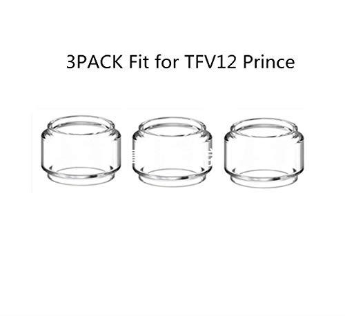 3 in 1 vervanging buizen & siliconen Vape Band Ringen & 810 Drip Tip Regenboog voor TFV12 Prince