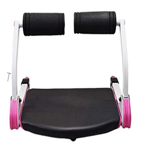 PLEASUR Core fitnessapparaat, opvouwbare buikmachine body workout fitnessapparaat voor thuisgymnastiek kantoor oefenexperts beginners sit-ups mannen en vrouwen fitnessapparaten