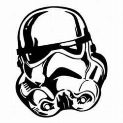 Star Wars Drone Dekosticker für Car Van Bike Aufkleber Aufkleber Free P & P