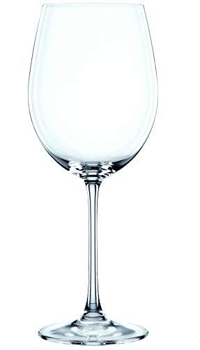 Nachtmann Vivendi Bordeaux Glasses, Set of 4,25.75-Ounce - ,Clear