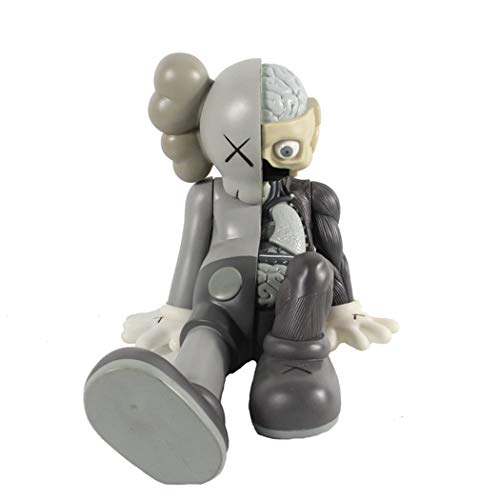 YONG-Action Figure For La Postura Sentada Anatomía Boutique Original KAWS...