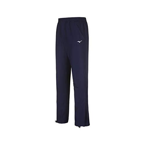 Mizuno Tokyo Micro Long Pant M Pantalon Long Homme, Homme, Pantalon Taille L, 32EF7002, Bleu Marine, 4XL