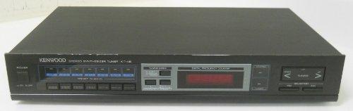 Best Deals! Kenwood KT-45 Stereo Synthesizer Tuner AM FM Radio 28 Station Presets