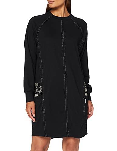 G-STAR RAW Graphic Pocket Vestido Casual, Raven C808-976, Small para Mujer