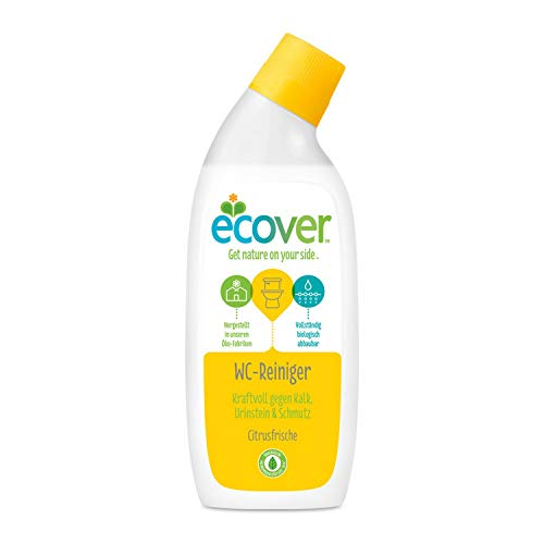 Ecover Detergente per WC, fragranza: limone, 750 ml