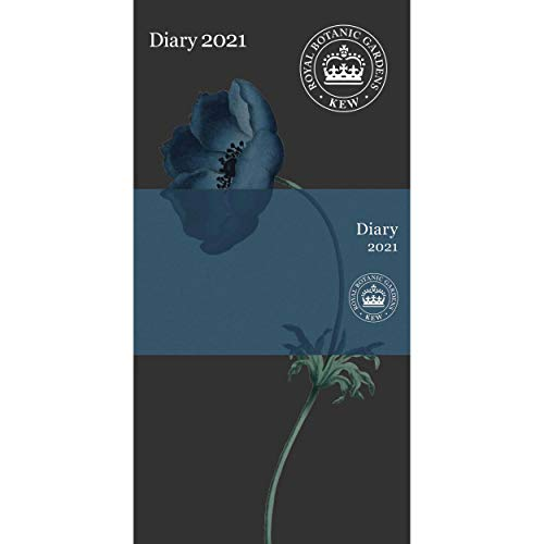 Royal Botanic Gardens Kew Slim Diary 2021