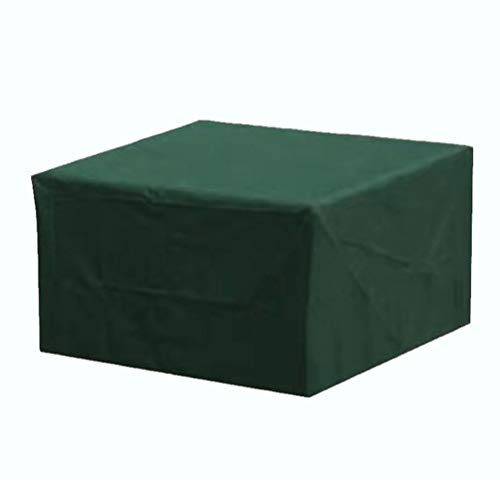 Garden Furniture Covers, Furniture Cover, Patio Furniture Covers Waterproof, Rectangular/Oval Cover, Windproof and Anti-UV, for Sofas and Chairs, PVC