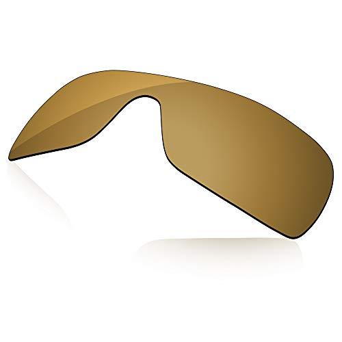 LenzReborn Lentes polarizadas de repuesto para gafas de sol Oakley Antix - Más opciones