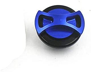 NBX ZZR1200 ZX-10R Z1000 ZX-6R ZRX1200R per Kawasaki ZX-14R ZX-6RR ZX-9R Tappo per serbatoio del gas senza chiave ZX-6R in alluminio