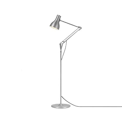 Anglepoise Type 75 Stehleuchte, silber