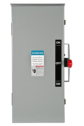 Siemens DTGNF323R Manual