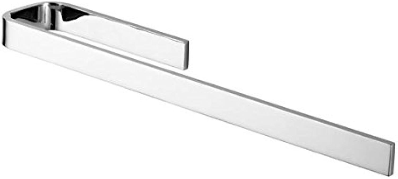 AVENARIUS Handtuchhalter eckige Form; einarmig 39 cm, Badmbelmontage 9001422010