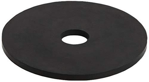 "The Hillman Group 2862 1/4-Inch Neoprene Fender Washer, 20-Pack , Black , 1/4"" x 1-1/4"" x 1/16"""