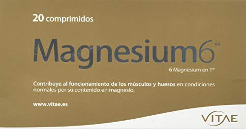 Vitae Magnesium6-20 Comprimidos
