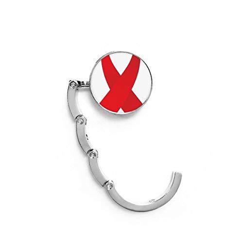 DIYthinker Día Mundial del SIDA Conciencia de la Cinta roja VIH Tabla...
