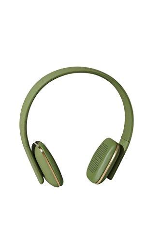 Kreafunk - Bluetooth Kopfhörer aHEAD army green
