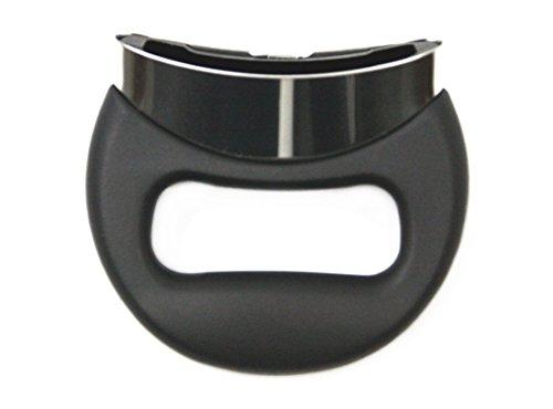 Silit Ersatzteil Topfgegengriff Schnellkochtopf Sicomatic t-plus/T/E Ø 22cm Kunststoff schwarz