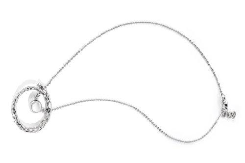Just Cavalli SCNB03 - Collar de Mujer, 45 cm
