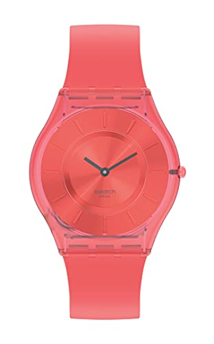 Montre Swatch Skin Sweet Coral