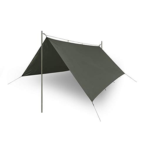 Helikon-Tex Supertarp -Polyester Ripstop- Olive Green