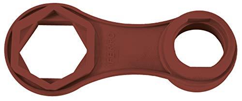 Llave de servicio universal de plástico para mezcladores grifo aireador llave herramienta de reparación