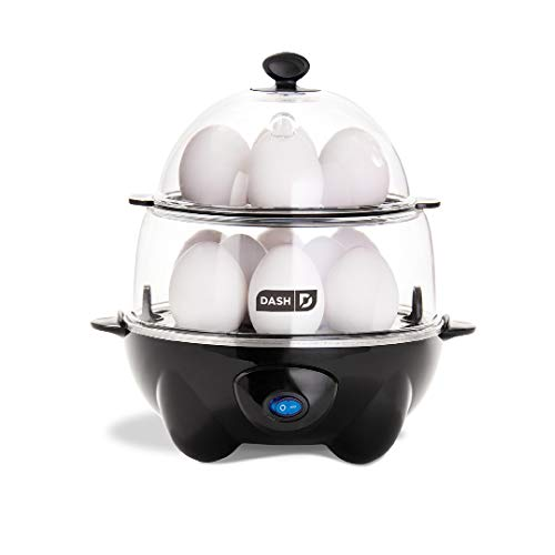 DASH Deluxe Rapid Egg Cooker Electric for Hard...