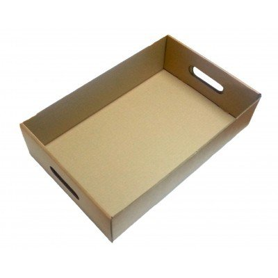 40cm Gold Cardboard Gift Hamper Tray Christmas Hampers Gift Wrap