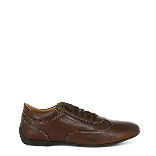 Sparco Scarpe Basse Sneakers Uomo Marrone (Imola-GP)
