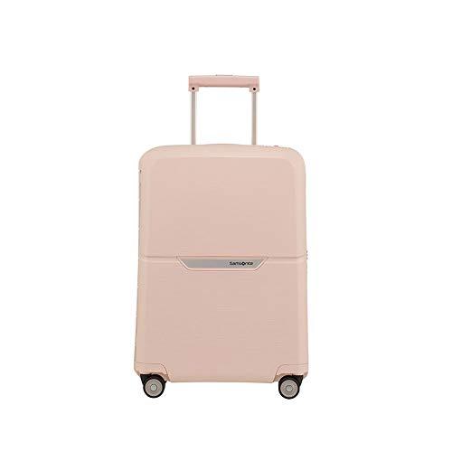 Samsonite Magnum Spinner 55/20 Soft RO VALIGERIA Uomo Trolley CK6*40001 Pink