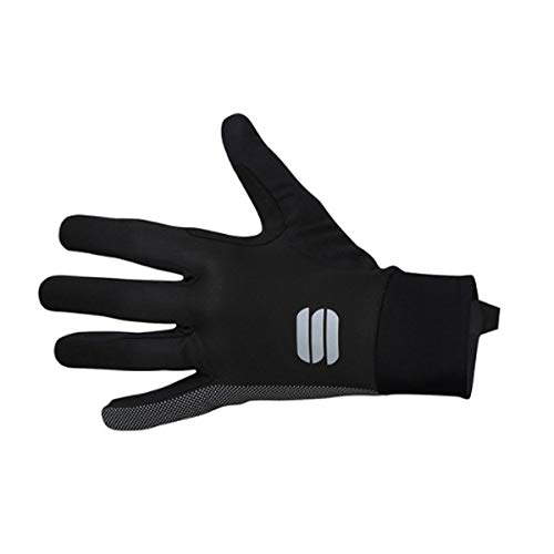 Sportful Guantes Giara Thermal Color Negro Talla M