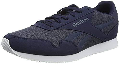 Reebok Royal CL Jogger 3, Zapatillas de Running Unisex Adulto, VECNAV/SMOIND/Blanco, 41 EU
